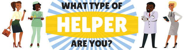 What Type of Helper are You? Take the Quiz to Find Out!
